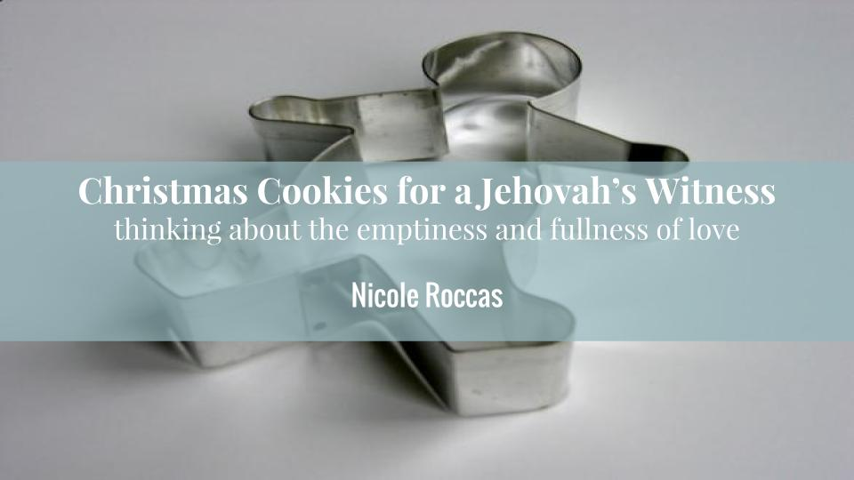 Jehovah Witness Christmas.Christmas Cookies For A Jehovah S Witness Time Eternal