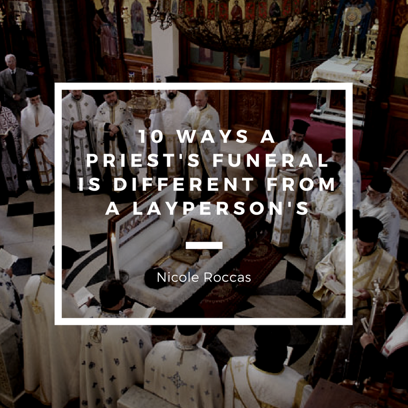 10 Ways the Funeral of a Priest is Different from a