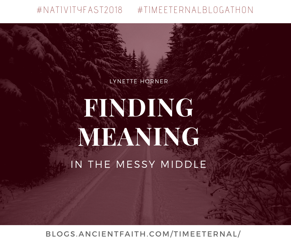 Post Meaning: Finding Meaning In The Messy Middle (Guest Post)