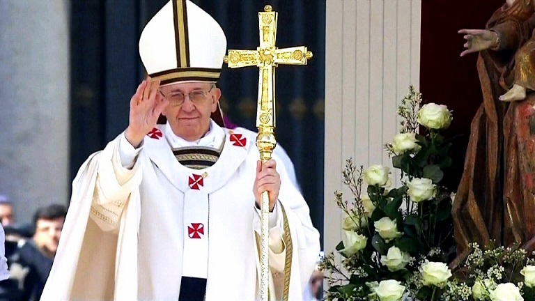 Pope Francis: One Patriarch Among Many? – Orthodoxy and